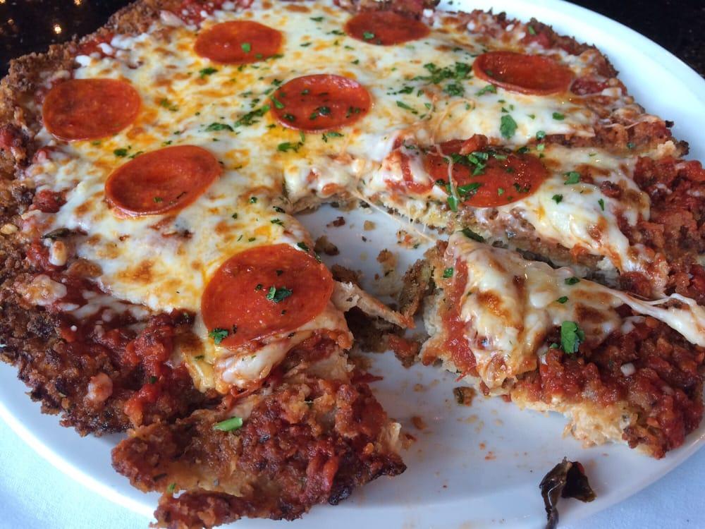 Chicken pepperoni parmesan recipe