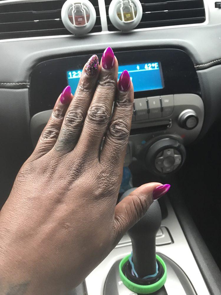 Nextgen nail powder dip!! - Yelp