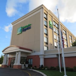 Holiday Inn Express Boston 43 Photos Reviews Hotels 69 Dorchester