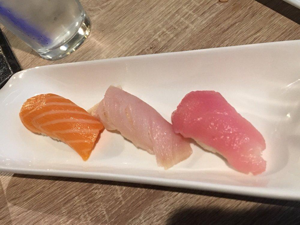 Zanmai Sushi: 140 N 7th St, Lander, WY