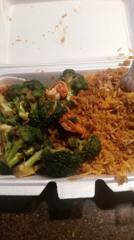 Photo Of Hong Kong Restaurant Wake Forest Nc United States Shrimp And