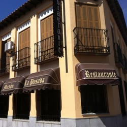 La posada spanish calle puerta del sol 12 illescas for Posada puerta del sol