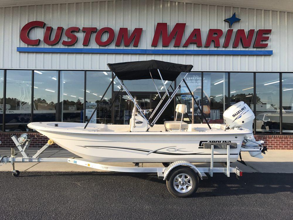 Custom Marine: 104 Rushing Ln, Statesboro, GA