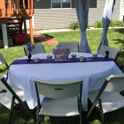 Photo Of Table Top Party Rentals