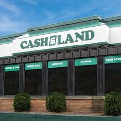 Cashland in Dayton , OH