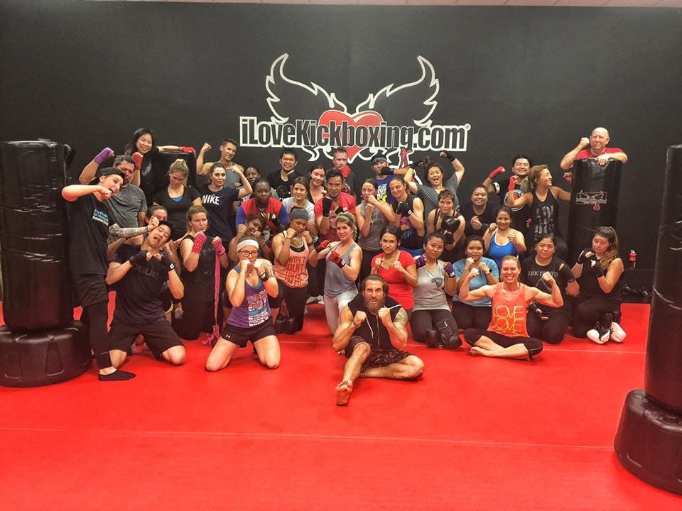 iLoveKickboxing - Redondo Beach