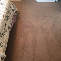 Photo Of Always Green Carpet Cleaning Winter Springs Fl United States Discoloration