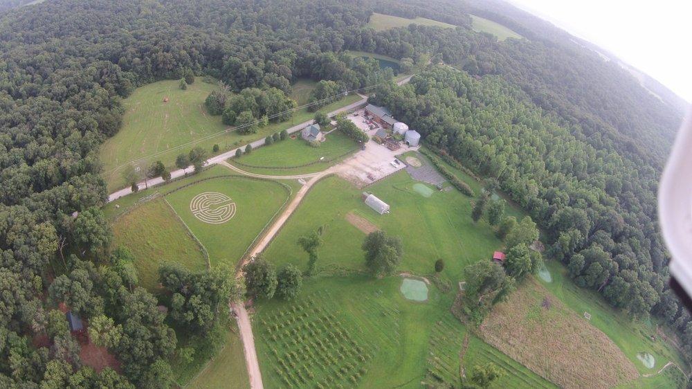 Elk Ridge Ranch: 8785 Ridge Rd, Shoals, IN