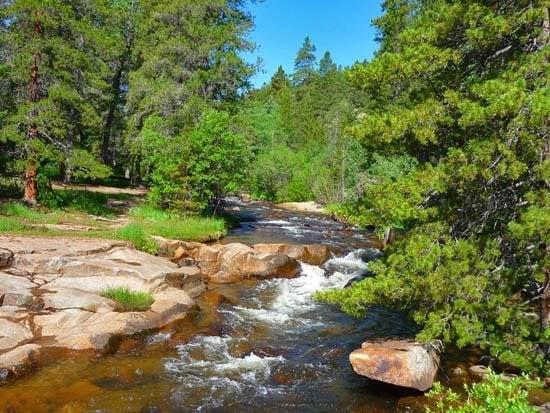 Ceran Saint Vrain Trail #801: Overland Rd, Ward, CO