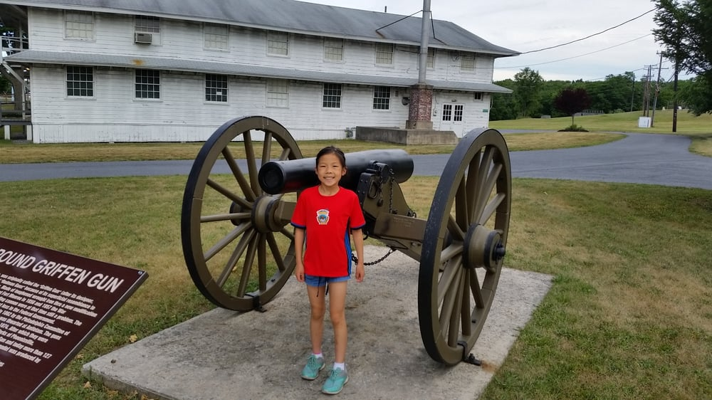 Pennsylvania National Guard Military Museum: Indiantown Gap Rd, Annville, PA