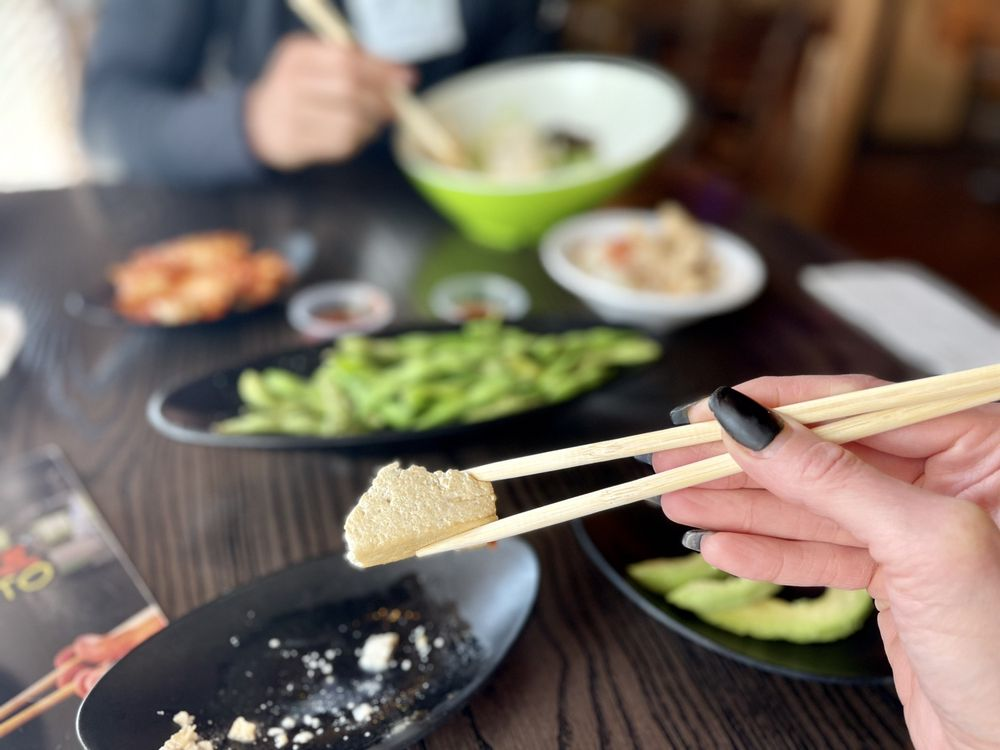 Zen Ramen & Sushi Burrito: 115 Washington St SE, Gainesville, GA