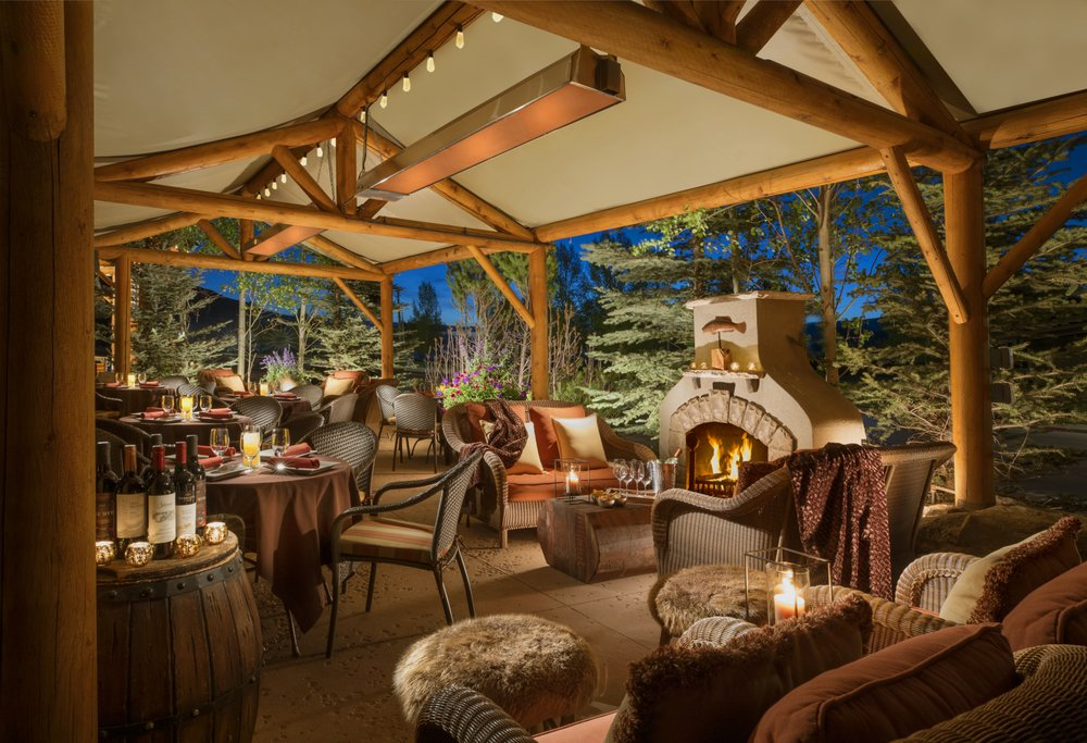 Rustic Inn Creekside Resort & Spa - Jackson Hole: 475 N Cache St, Jackson, WY