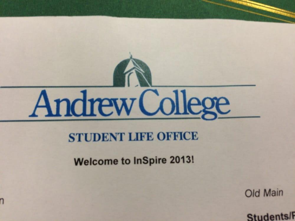 Andrew College: 501 College St, Cuthbert, GA