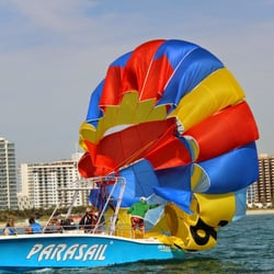 Photo Of South Beach Parasail Miami Fl United States