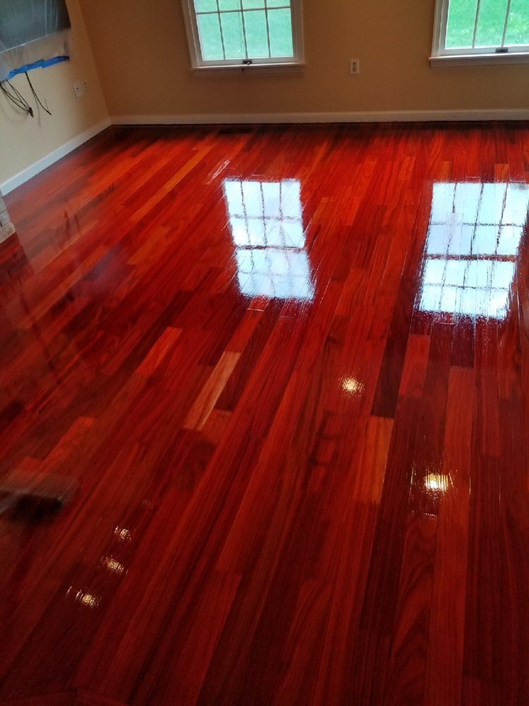 Bloodwood Flooring In A Saucon Valley Pa Hone Yelp