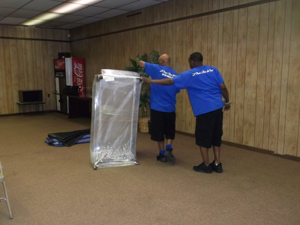 Redi-Care Movers: 2517 Riddle Rd, Durham, NC