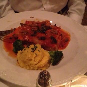 Scaletta Restaurant Nyc Menu