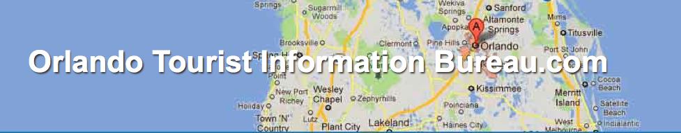Orlando Tourist Information Bureau: 1303 Charles St, Orlando, FL