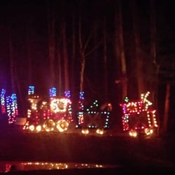 photo of christmas light up celebration clinton pa united states