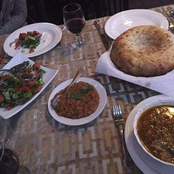 Baku Restaurant Brooklyn Ny Menu