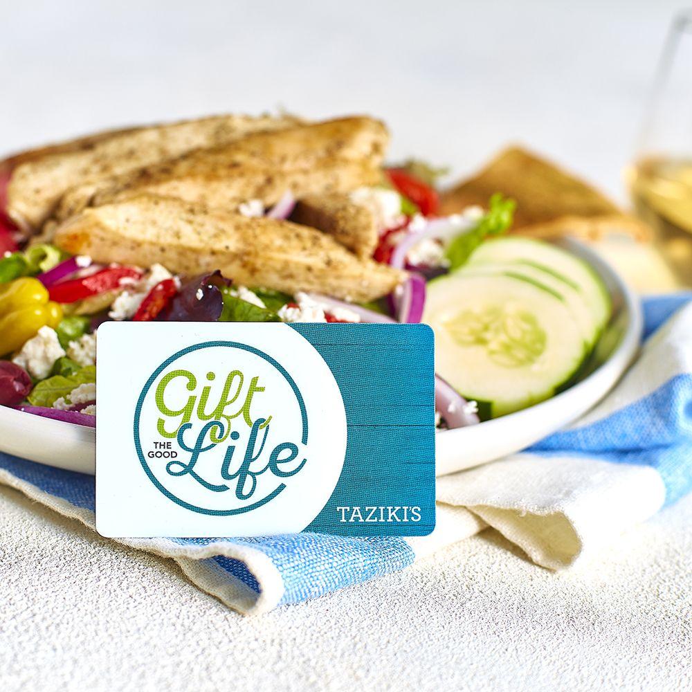 Taziki's Mediterranean Cafe - Mtn. Brook