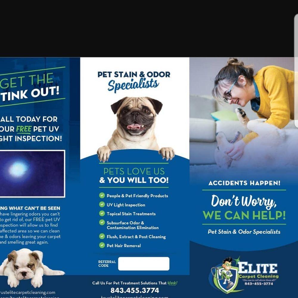 Elite Carpet Cleaning: 4673 Farm Lake Dr, Myrtle Beach, SC