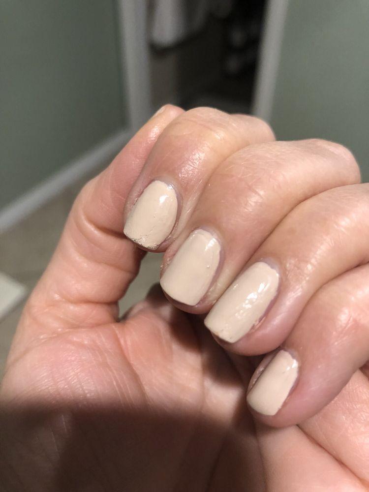 Pink & White Nails & Serenity Spa: 12914 N Dale Mabry, Tampa, FL