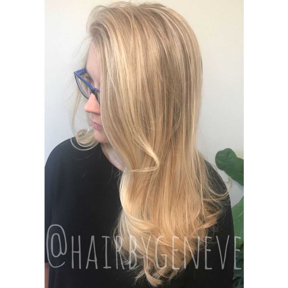 Geneve at Limelight Hair Studio: 3215 56th St NW, Gig Harbor, WA
