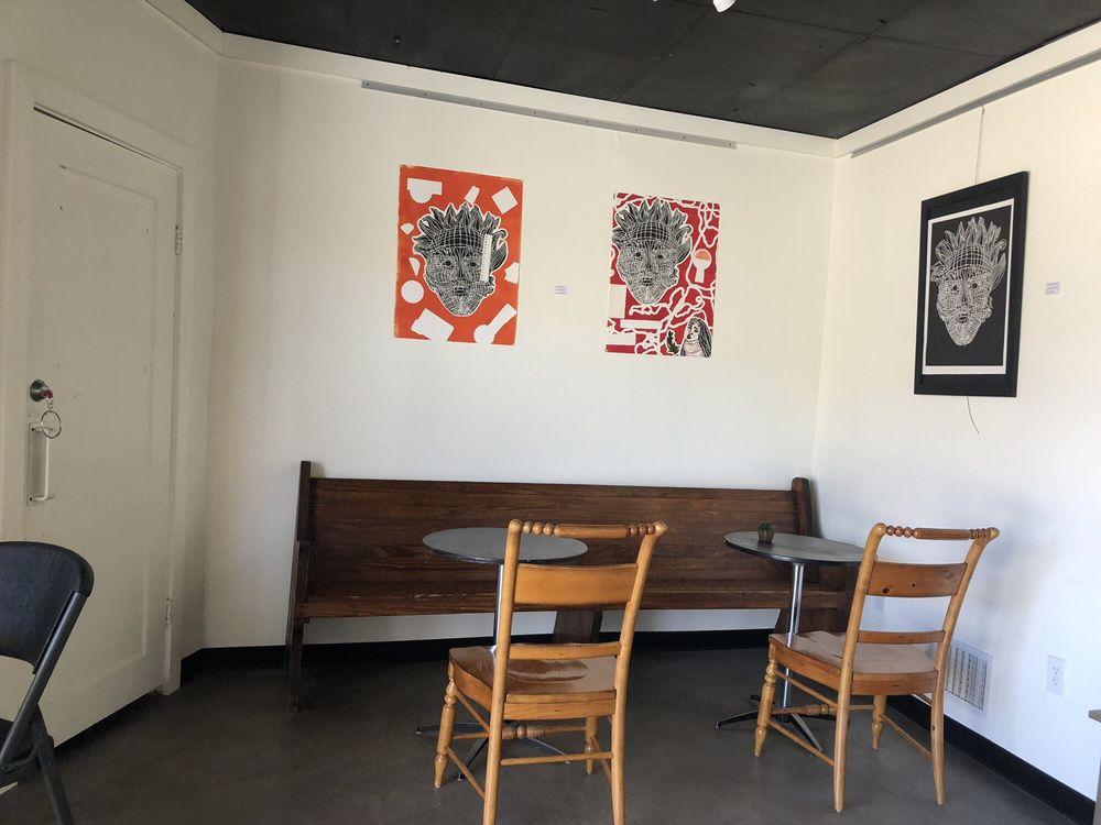 Bear Cave Coffee: 214 W Davis St, Mesquite, TX