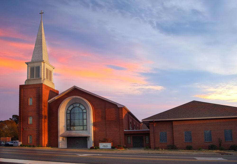 First United Methodist Church: 127 E Page Ave, Malvern, AR