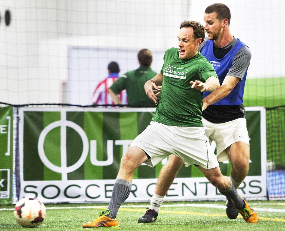 Outbreak Soccer Centers