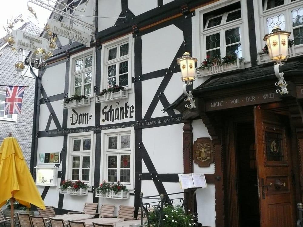 Warsteiner Brauhaus Domschänke - Restaurants - Dieplohstr. 12 ...