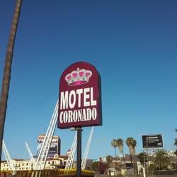 Photo Of Motel Coronado Ensenada Baja California Mexico The Sign On First