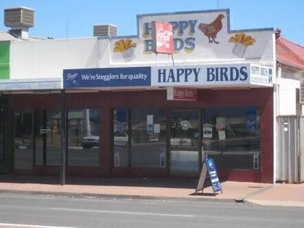 Happy Birds Chicken Bar