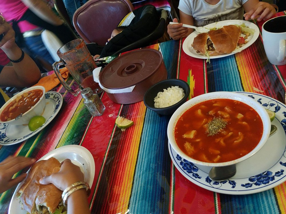 Concord Ca Mexican Food
