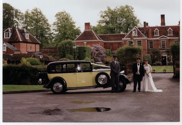 Photo Of Chartwell Wedding Cars Southampton Hampshire United Kingdom Our Rolls Royce