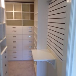Charming Photo Of Closet Crafters   Ventura, CA, United States. White Melamine  Master Closet