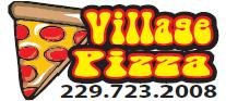 Village Pizza: 42 Court Sq, Blakely, GA