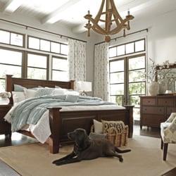 ashley homestore 69 photos 18 reviews furniture stores 2132 gunbarrel rd chattanooga. Black Bedroom Furniture Sets. Home Design Ideas