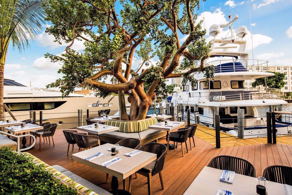 Boatyard Restaurant Ft Lauderdale Fl