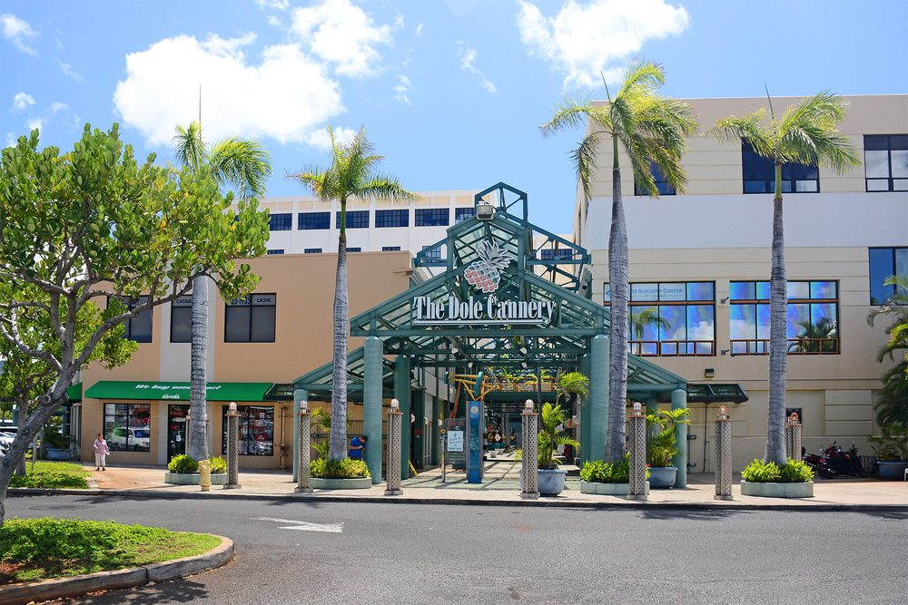 The Dole Cannery