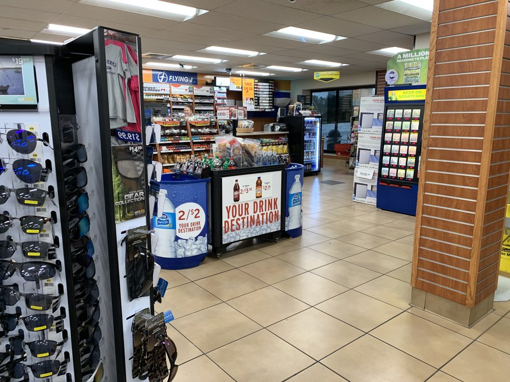 Flying J Travel Center: 2210 Camp Swatara Rd, Frystown, PA