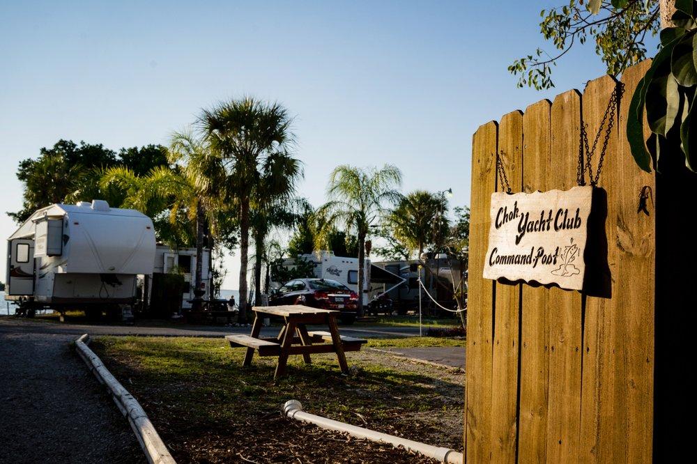 Chokoloskee Island Resort: 1150 Hamilton Ln, Chokoloskee, FL