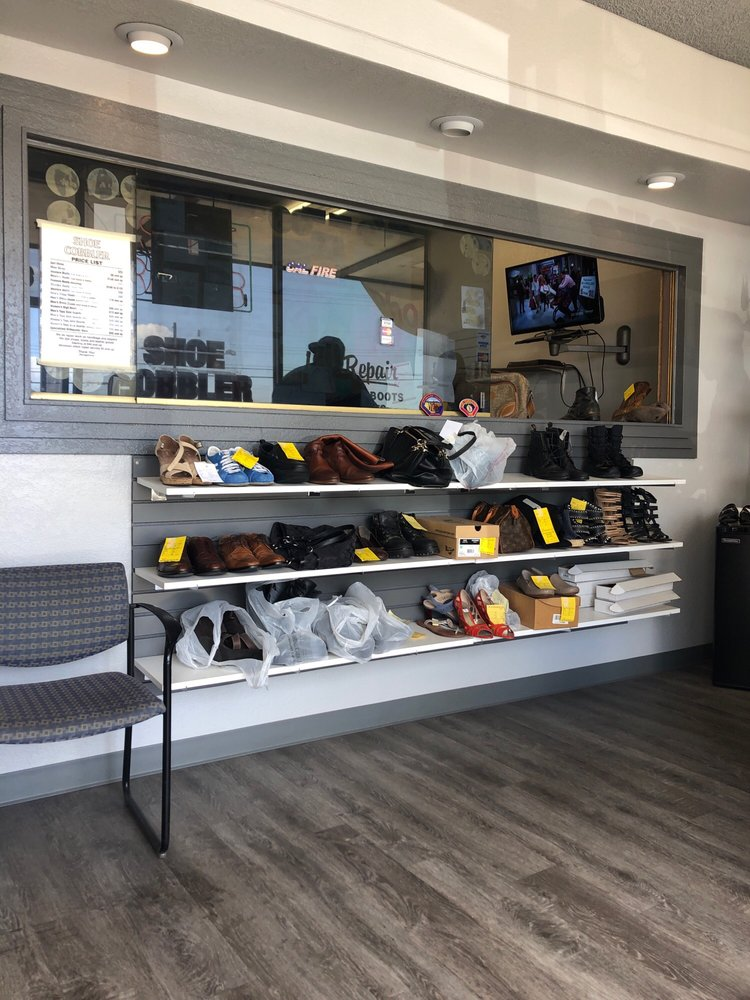 Shoe Cobbler: 2646 Hamner Ave, Norco, CA