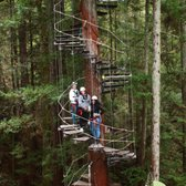 Photo of Sonoma Canopy Tours - Occidental CA United States. Such an amazing & Sonoma Canopy Tours - 258 Photos u0026 410 Reviews - Tours - 6250 ...