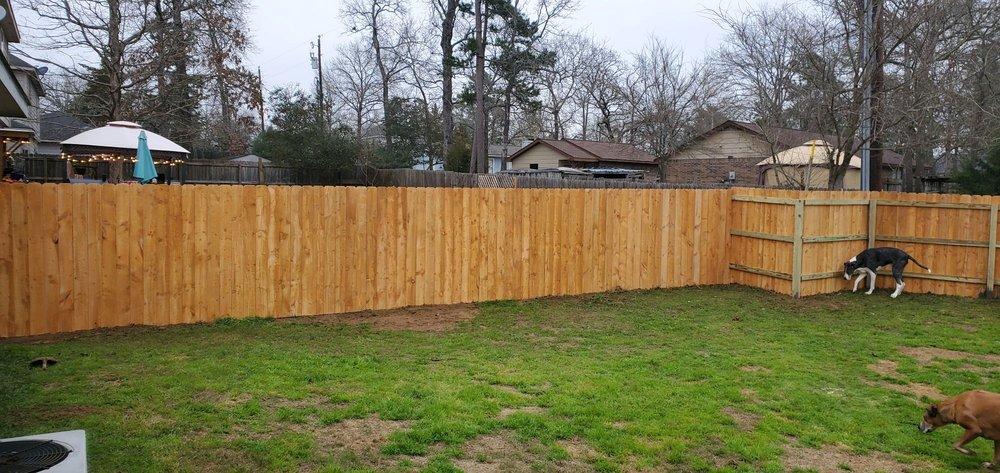 Fence-it: Conroe, TX