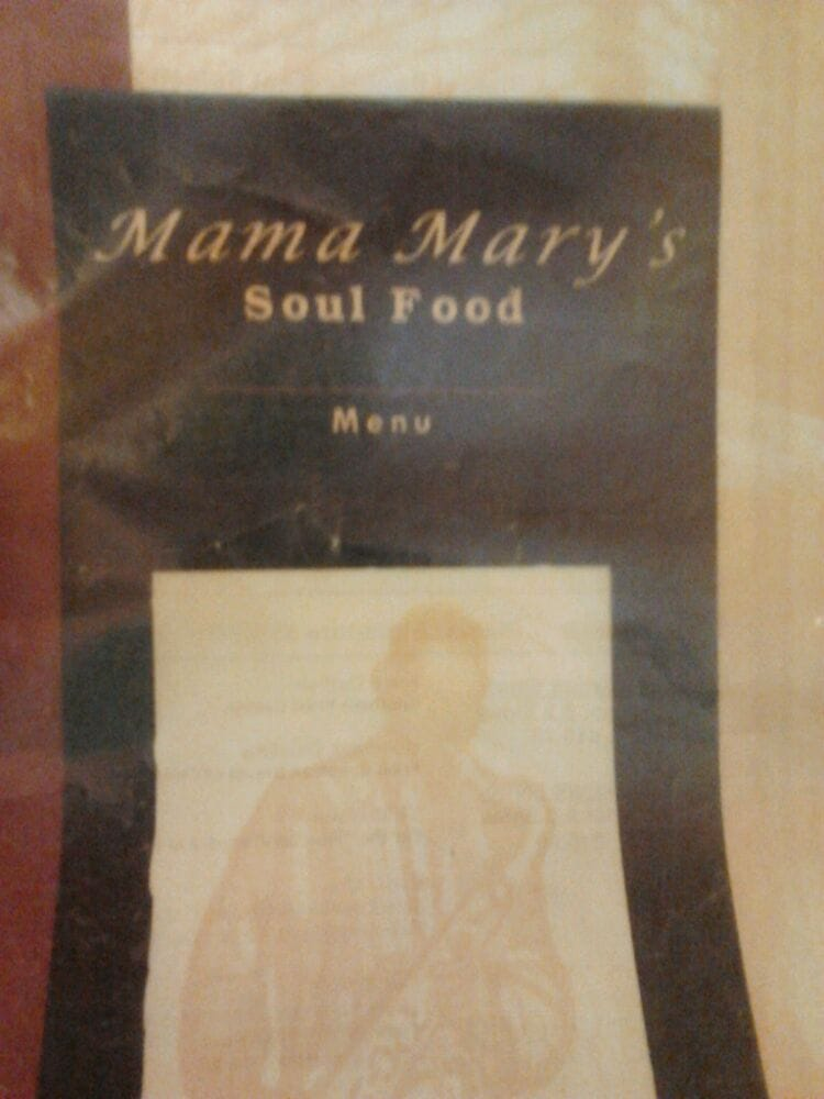 Mama Mary S Soul Food New Haven Ct