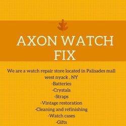 Axon watch fix - Request a Quote - Watch Repair - 1000