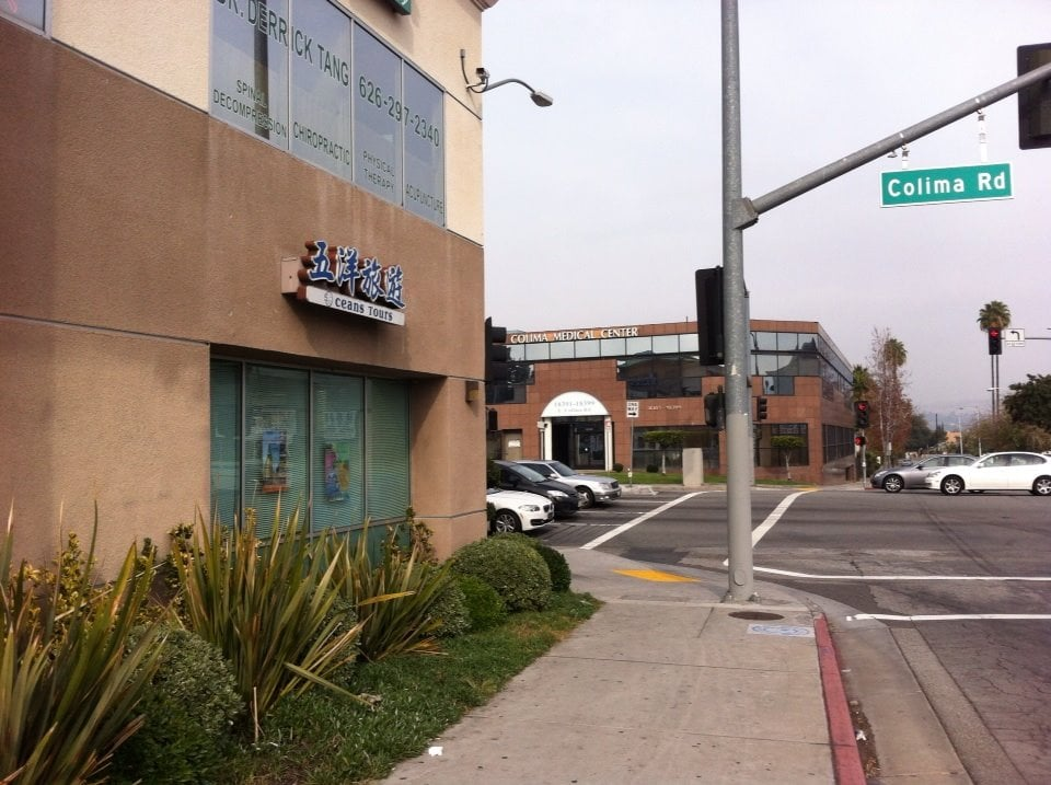 5 Oceans Tours: 18340 Colima Rd, Rowland Heights, CA