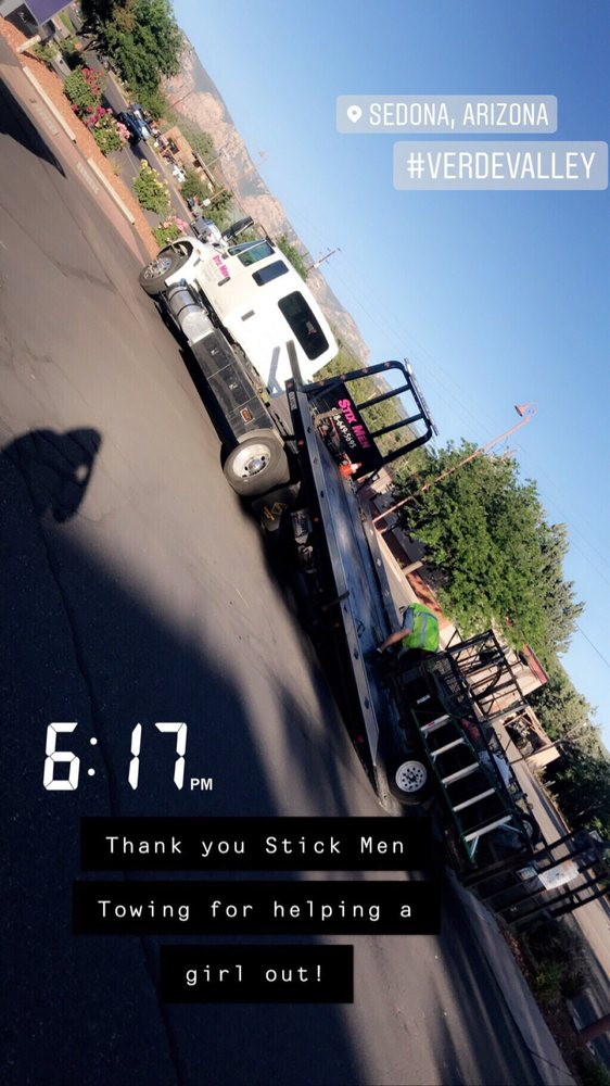 Towing business in Cottonwood, AZ